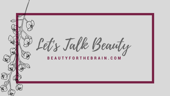 Let's Talk Beauty