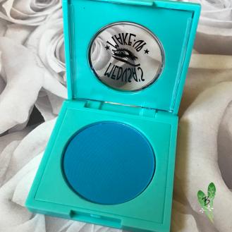 Medusa's Makeup Matte Eyeshadow in the shade Key Largo