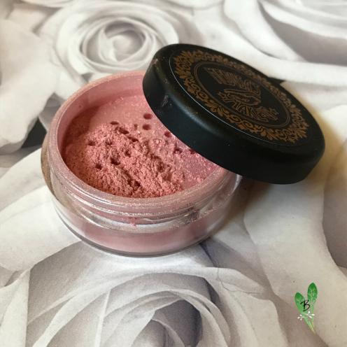 Medusa's Makeup Mineral Blush in shade Laser Beams